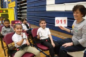 911 Safety Mary Ann